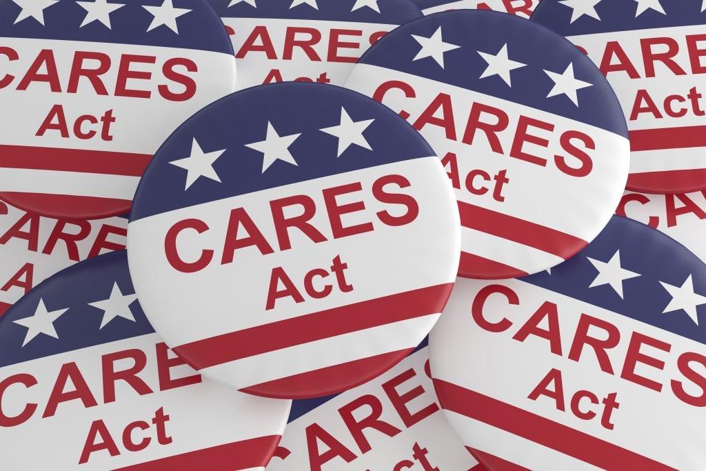 CARES Act pins